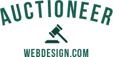Web site design for Auction Houses